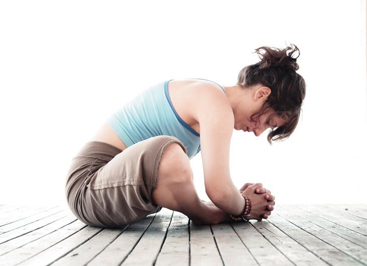 private yoga class Brisbane